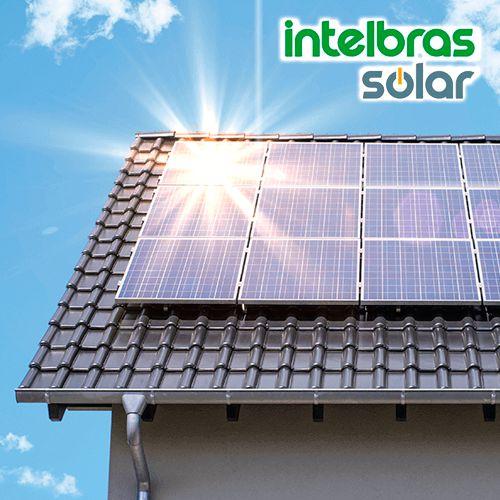 Energia solar - Intelbras  (ligue e peça seu orçamento)
