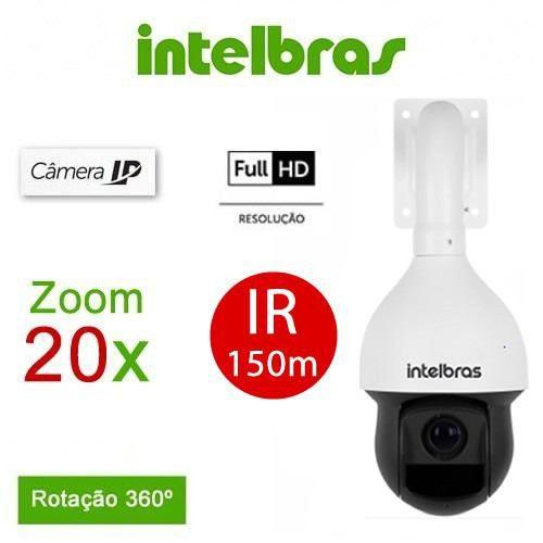 Câmera Speed Dome Vhd 5230 Sd Intelbras Infra 1080p Full Hd (ligue e peça seu orçamento)