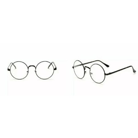 102ee4e037297 Oculos Redondo Retrô - GoodCosplays