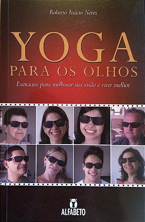 Livro Yoga Para os Olhos