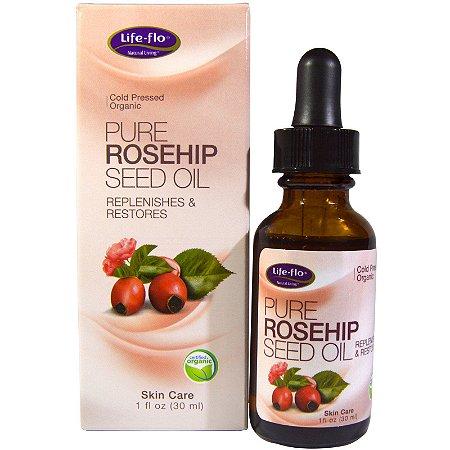Óleo de Massagem Facial - Rosa Mosqueta Orgânica