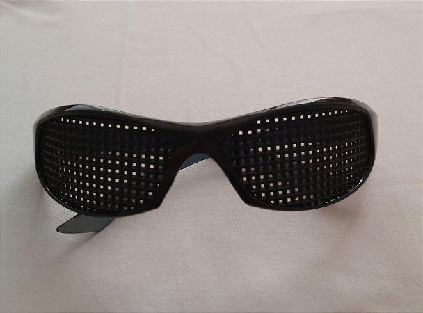 Óculos Terapêutico de Acetato Preto