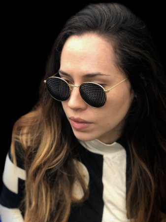 Óculos Reticulados - London