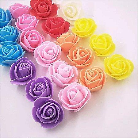 Mini flores decorativas