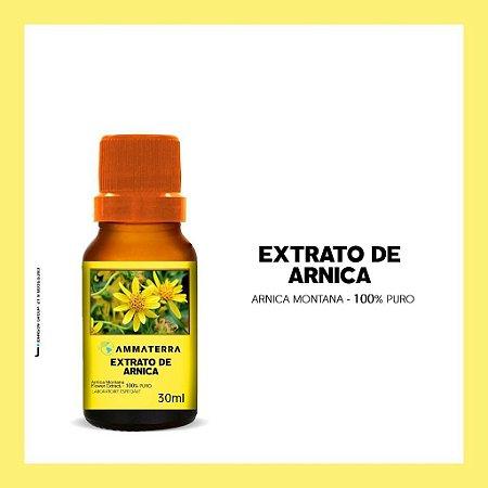 EXTRATO PURO DE ARNICA 30ML ( pós operatório e cicatrizante natural )