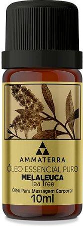 Óleo Essencial Puro De Melaleuca 10ml,- Tea Tree -  ( propriedades antissépticas, antifúngicas, parasiticidas, germicidas, antibacterianas e anti-inflamatórias)