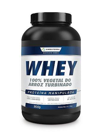 Whey  100% Vegana  Turbinado 1 kg Sabores ( AUXILIA NA PRODUÇÃO DE MASSA MAGRA  MELHORA A IMUNIDADE  INDICADA PARA INTOLERANTES À LACTOSE  INDICADA PARA VEGANOS)