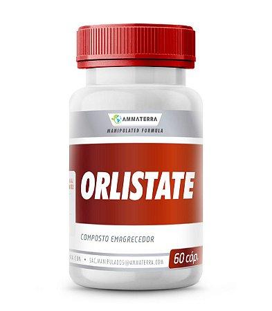 Emagrecedor Orlistat  60 Cápsulas 80mg (Impede a absorção de boa parte da gordura do alimento ingerido)