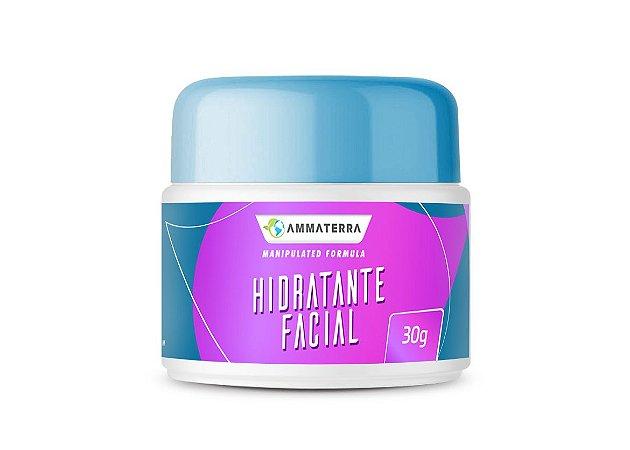 Hidratante Facial 60gr (o hidratante facial tem fórmula de textura leve e não deixa a pele oleosa. Sua composição possui ingredientes que previnem a obstrução dos poros e é hipoalérgica. Não contém álcool.)