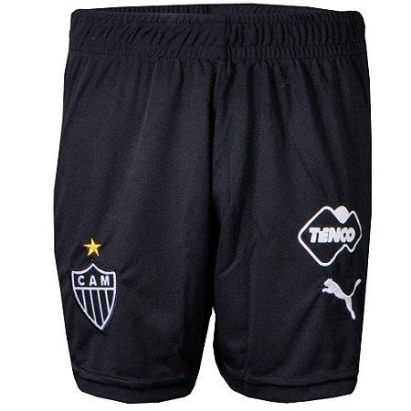 Calção Atlético Jogo I Puma 2015 Juvenil
