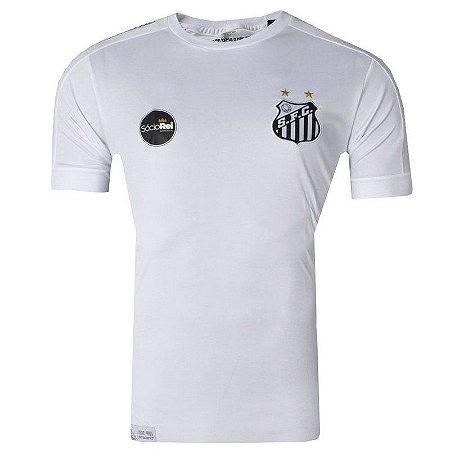 1aeb2ce596069 Camisa Santos Jogo I 2017 Kappa Infantil - TuttiSports - De esportes ...