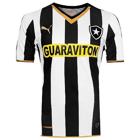 Camisa Botafogo Jogo I C/Patrocínio 2014 Puma Masculina