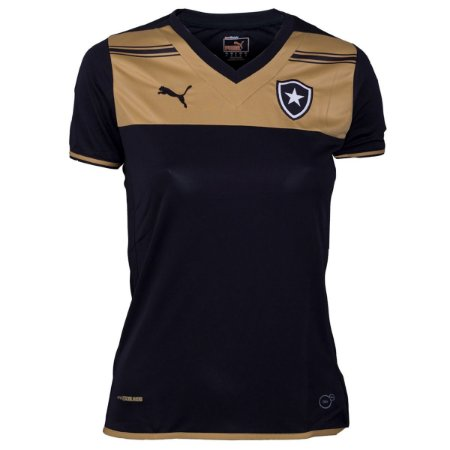 Camisa Botafogo Jogo II I 2014 Puma Feminina