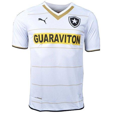 Camisa Botafogo Jogo II C/Patrocínio 2014 Puma Masculina