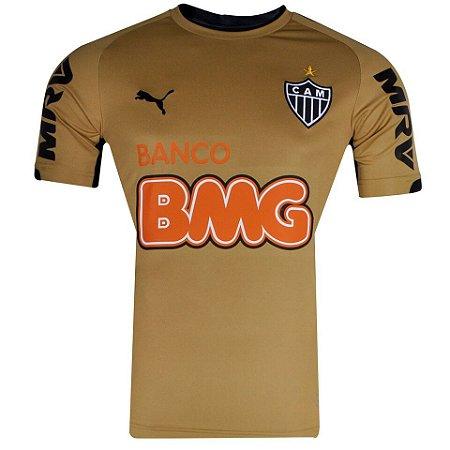 Camisa Atlético Goleiro IV 2014 Puma