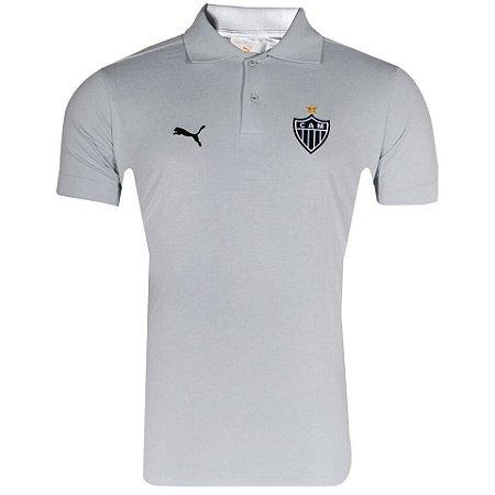 Camisa Polo Atlético 2015 Puma