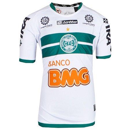 Camisa Coritiba Jogo I 2011 Lotto Juvenil