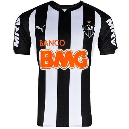 Camisa Atlético I Número 7 2014 Puma Masculina