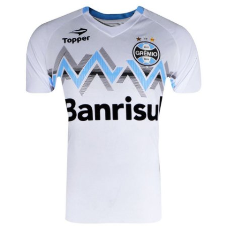 Camisa Grêmio Jogo II Topper 2014 Masculina - TuttiSports - De ... 35fc34855fbd1
