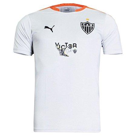 Camisa Atlético Comemorativa Goleiro Victor Puma Juvenil