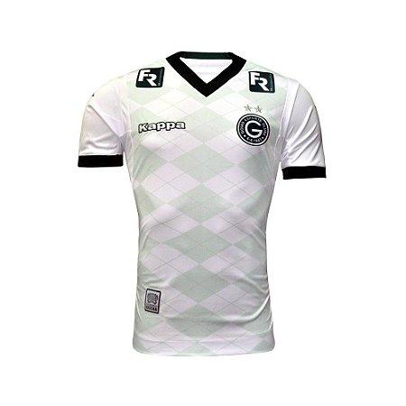 Camisa Goiás Jogo II S/Número C/Patrocínio 2015 Kappa