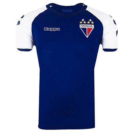 Camisa Fortaleza Concentração 2015 Kappa Masculina  de567257411ba