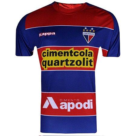 Camisa Fortaleza Jogo I 2015 Kappa Plus Size