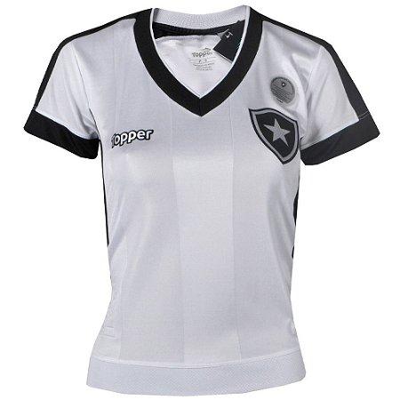 Camisa Botafogo Jogo III 2017  Feminina