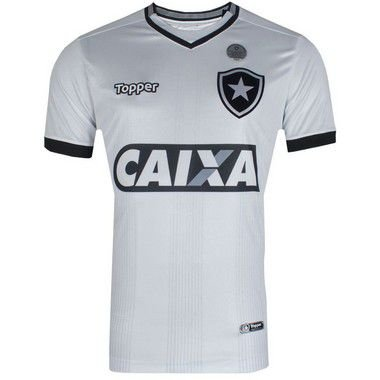 Camisa Botafogo III 2018 Sem Número Topper Masculina