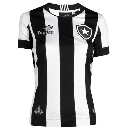 Camisa Botafogo Jogo I 2016 Topper Feminina