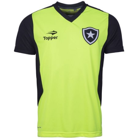 Camisa Botafogo Treino 2016 Topper Masculina