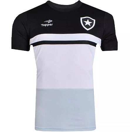 Camisa Botafogo Concentração 2016 Topper Masculina