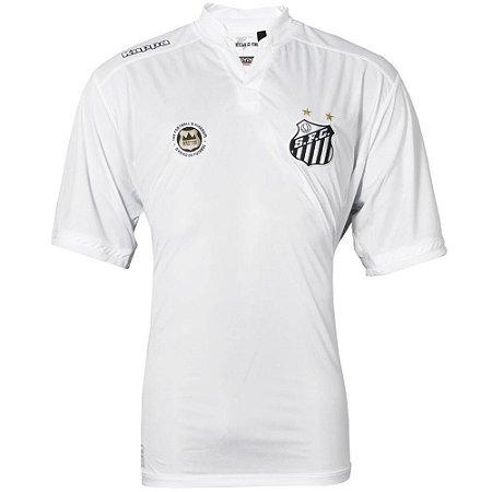 6727132746302 Camisa Santos Jogo I Official Plus Size 2016 Kappa Masculina ...