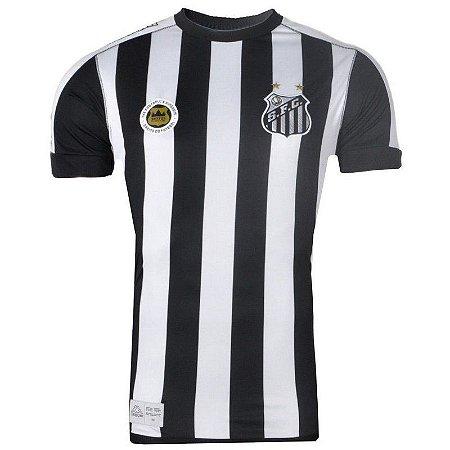 7b2e202f5c Camisa Santos Jogo II Official 2017 Kappa Masculina - TuttiSports ...