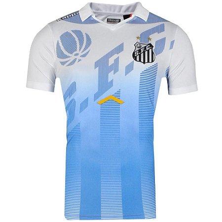 95b72881d6 Camisa Polo Santos Entrevista 2017 Kappa Masculina - TuttiSports ...