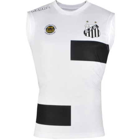 fc524ecbc3fa1 Camisa Regata Santos 2017 Treino Masculina - TuttiSports - De ...