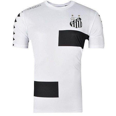 Camisa Santos Treino 2017 Kappa Masculina