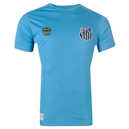 Camisa Santos Goleiro Official 2017 Kappa Masculino - TuttiSports ... e166cfe2d9717