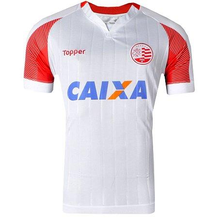 Camisa Náutico Jogo II Sem Número Plus Size 2017 Topper Masculina ... 2b592b2c59246