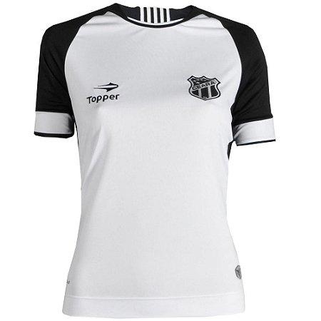Camisa Ceará Jogo II 2016 Topper Feminina