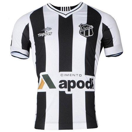 Camisa Ceará Jogo I 2016 Topper Masculina