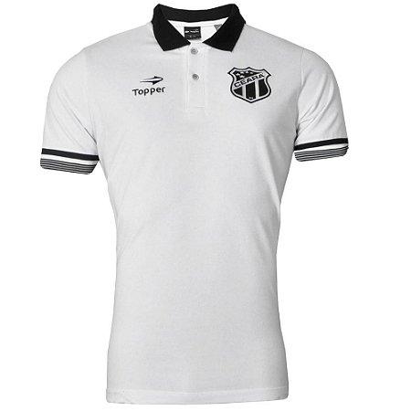 b4c8d46c0 Camisa Pólo Ceará Viagem 2016 Topper Masculina
