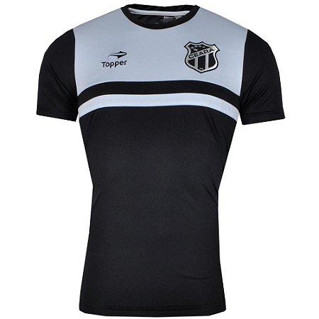 Camisa Ceará Concentração 2016 Topper Masculina