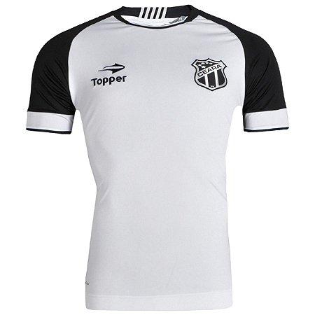 Camisa Ceará Jogo II 2016 Topper Masculina