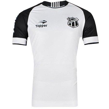Camisa Ceará Jogo II 2016 Topper Plus Size Masculina