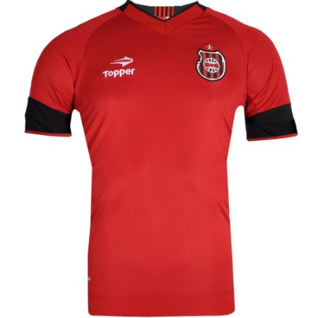 Camisa Brasil de Pelotas Jogo I N10 2016 Topper Juvenil