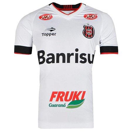 Camisa Brasil de Pelotas Jogo II 2016 Topper Masculina