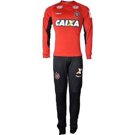Agasalho Brasil de Pelotas Treino Atleta 2017 Topper Masculino