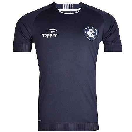 Camisa Remo Jogo I Nº10 2016 Topper Juvenil