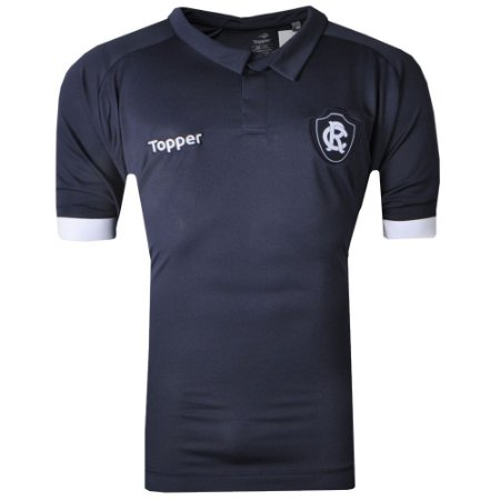 Camisa Remo Jogo I Nº10 2017 Topper Masculina